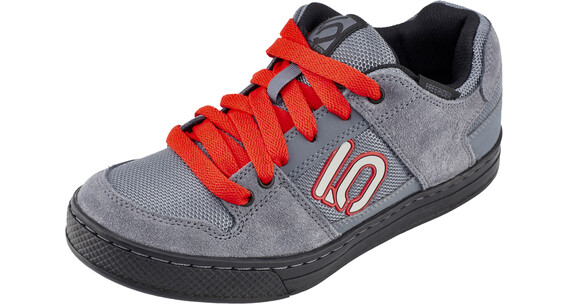 Five Ten Freerider Shoes Men Grey/Orange